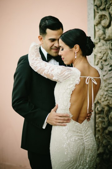Warm Winter Wedding in a Hidden Los Angeles Italian Villa | Amanda McKinnon 48