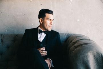 Warm Winter Wedding in a Hidden Los Angeles Italian Villa | Amanda McKinnon 5