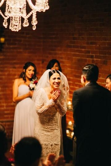 Warm Winter Wedding in a Hidden Los Angeles Italian Villa | Amanda McKinnon 52