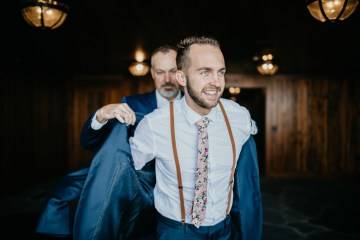 Boho Ozarks Wedding in an Magnificent Hilltop Chapel | Unveiled Radiance Photography 14
