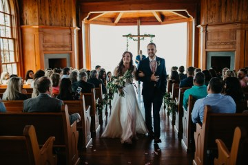 Boho Ozarks Wedding in an Magnificent Hilltop Chapel | Unveiled Radiance Photography 2