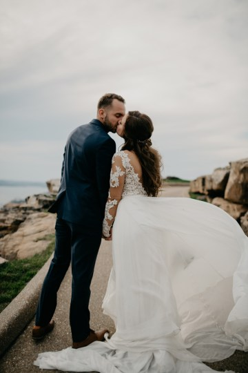 Boho Ozarks Wedding in an Magnificent Hilltop Chapel | Unveiled Radiance Photography 24