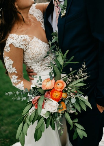 Boho Ozarks Wedding in an Magnificent Hilltop Chapel | Unveiled Radiance Photography 27