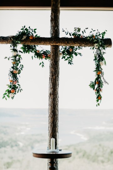 Boho Ozarks Wedding in an Magnificent Hilltop Chapel | Unveiled Radiance Photography 41