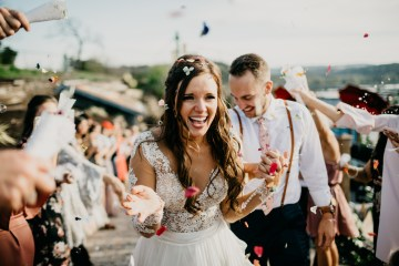 Boho Ozarks Wedding in an Magnificent Hilltop Chapel | Unveiled Radiance Photography 6
