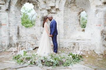 Calm, Ethereal & Romantic Lake Como Wedding Inspiration | Valentina Operandi 3