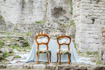 Calm, Ethereal & Romantic Lake Como Wedding Inspiration | Valentina Operandi 4