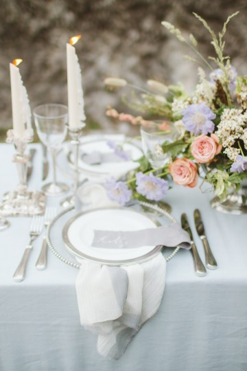 Calm, Ethereal & Romantic Lake Como Wedding Inspiration | Valentina Operandi 49