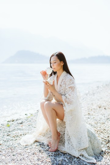 Calm, Ethereal & Romantic Lake Como Wedding Inspiration | Valentina Operandi 9