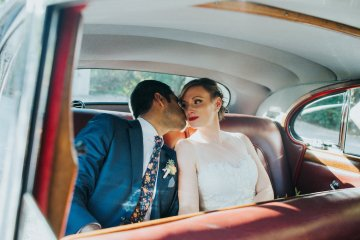 Colorful & Eclectic Americana Wedding in Texas   Amber Vickery Photography 14