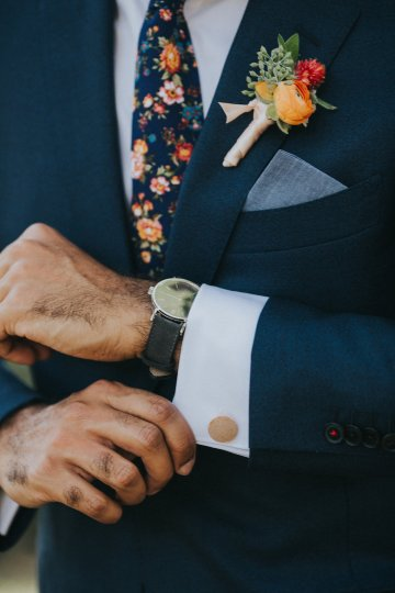Colorful & Eclectic Americana Wedding in Texas   Amber Vickery Photography 24