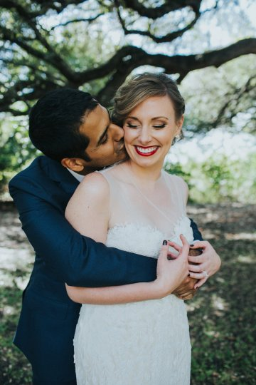 Colorful & Eclectic Americana Wedding in Texas | Amber Vickery Photography 35