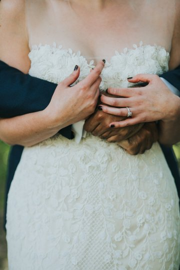 Colorful & Eclectic Americana Wedding in Texas | Amber Vickery Photography 36