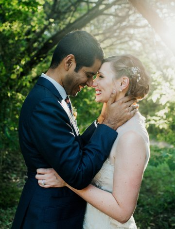 Colorful & Eclectic Americana Wedding in Texas | Amber Vickery Photography 45