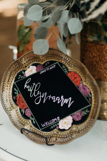 Cool Pampas Grass Wedding With Deep Berry Tones | Cedarwood Weddings 38