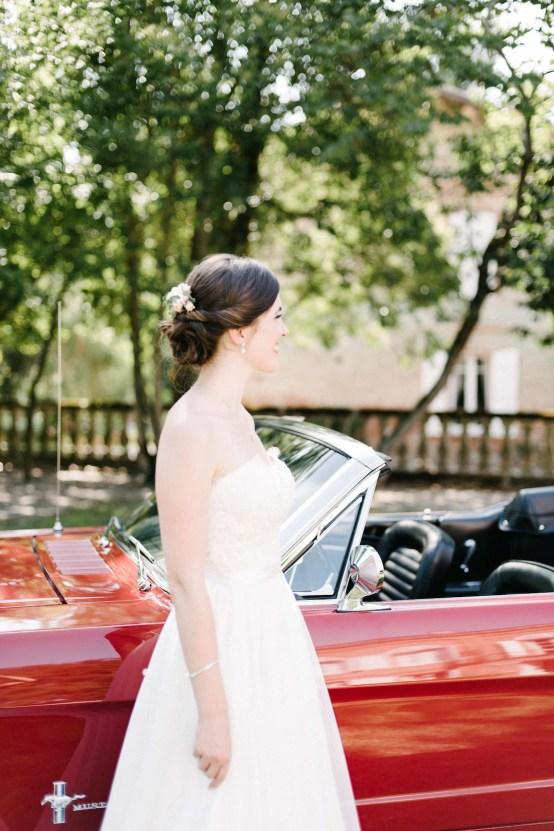 Dreamy Pink Wedding In France | Marion Heurteboust 48