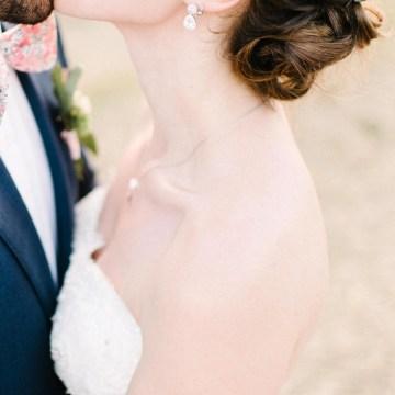 Dreamy Pink Wedding In France | Marion Heurteboust 49