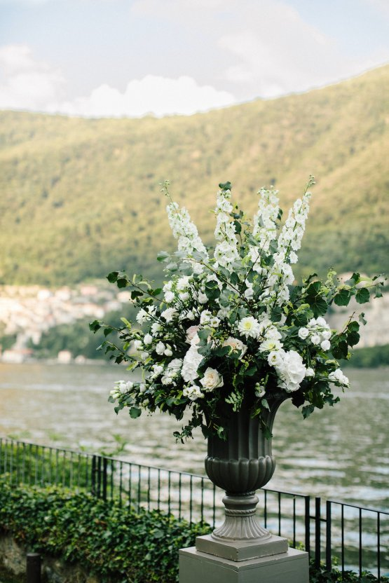 Glamorous Lakeside Italian Destination Wedding | Jeff Brummett Visuals 33