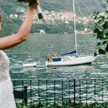 Glamorous Lakeside Italian Destination Wedding | Jeff Brummett Visuals 5