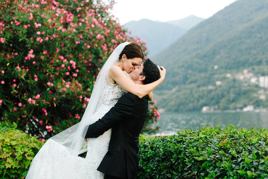 Glamorous Lakeside Italian Destination Wedding | Jeff Brummett Visuals 6