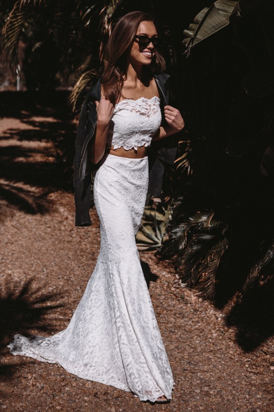 Hey Rebellious Brides, Grace Loves Lace Released A New Collection Just For You! | Everly Gown 5