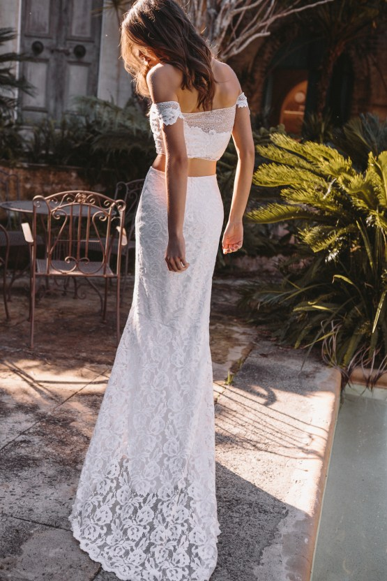 Hey Rebellious Brides, Grace Loves Lace Released A New Collection Just For You! | Saffi Gown 2