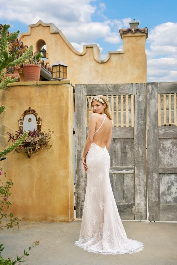 How To Choose The Right Wedding Dress For Your Body Shape | Simply Val Stefani Moonlight Bridal 17