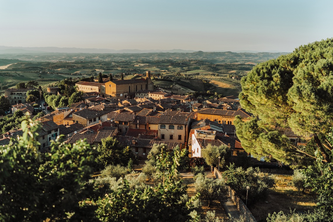 Italian Countryside Wedding with Old-World Charm | Luxia Photography 1