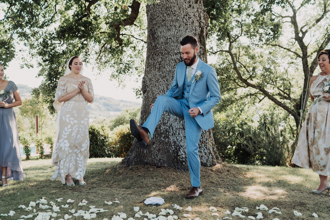 Italian Countryside Wedding with Old-World Charm | Luxia Photography 15