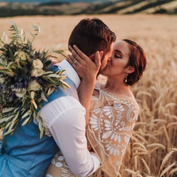 Italian Countryside Wedding with Old-World Charm | Luxia Photography 32