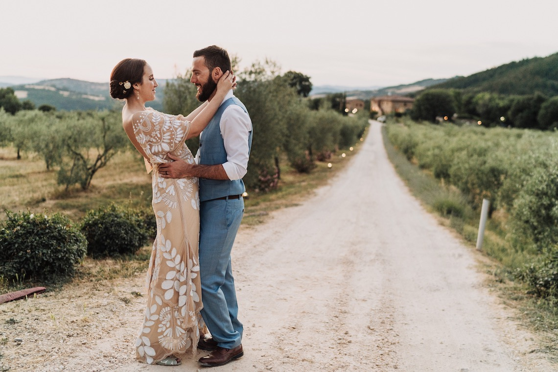 Italian Countryside Wedding with Old-World Charm | Luxia Photography 34