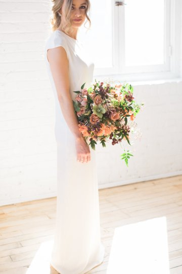 Light & Modern Wedding Inspiration With Cool Modest Gowns | Sons and Daughters Photography 27