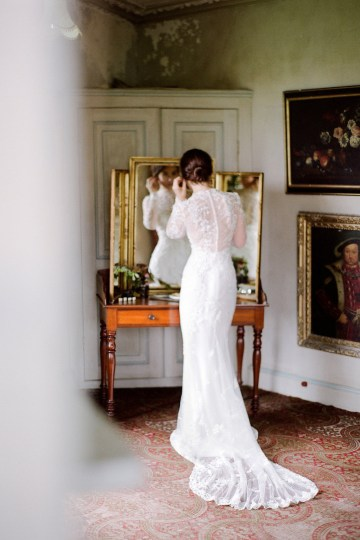 Opulent Wedding Romance In A Historic English Estate | Taylor and Porter 26