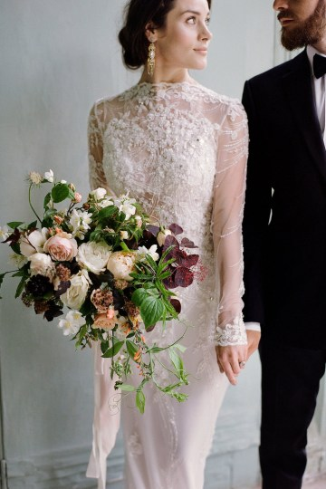Opulent Wedding Romance In A Historic English Estate | Taylor and Porter 61