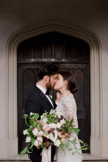 Opulent Wedding Romance In A Historic English Estate | Taylor and Porter 63