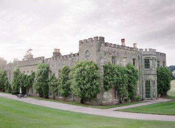 Opulent Wedding Romance In A Historic English Estate | Taylor and Porter 64
