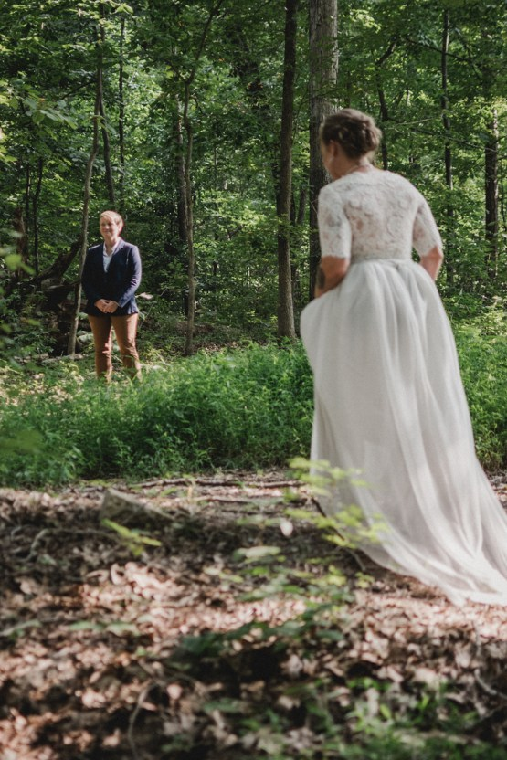Rustic, Woodsy, Oh So Sweet Vow Renewal | Sweet Adeline Photograhy 38