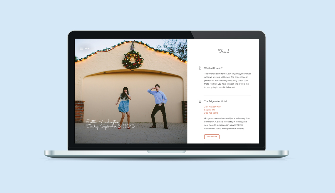 The App That Will Help Your Wedding Day Run Flawlessly | Joy Website