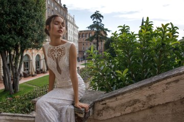 The Glamourous & Luxurious Ever After Wedding Dress Collection By Birenzweig 12