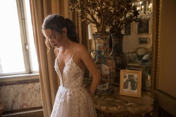 The Glamourous & Luxurious Ever After Wedding Dress Collection By Birenzweig 22