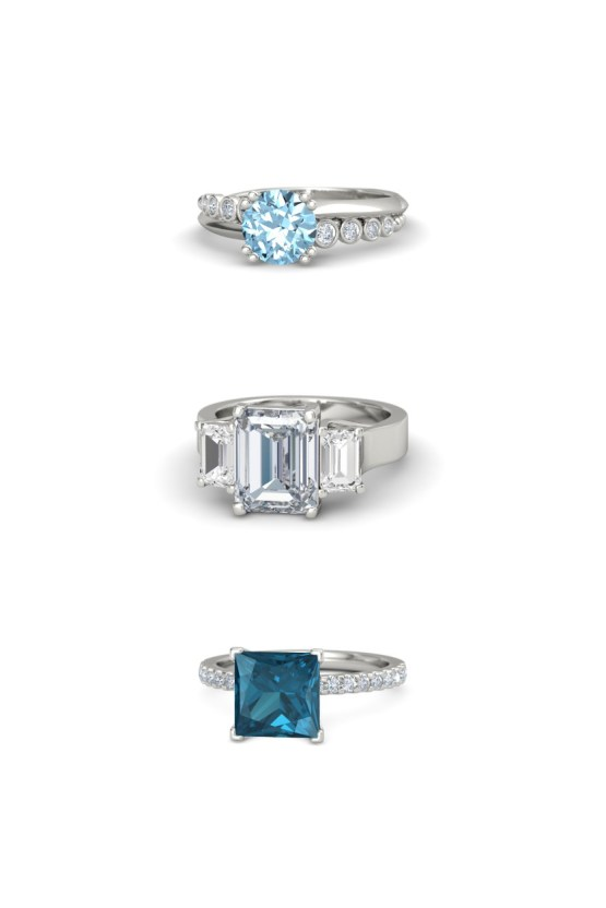 Which Engagement Ring Fits Your Personal Style? | Modern Rings Gemvara