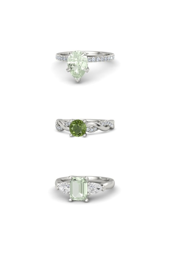 Which Engagement Ring Fits Your Personal Style? | Organic Rings Gemvara