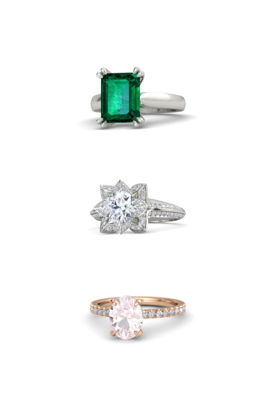 Which Engagement Ring Fits Your Personal Style? | Unique Rings Gemvara