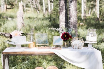 A Scenic Rocky Mountain Elopement | Sarah Porter Photography 2