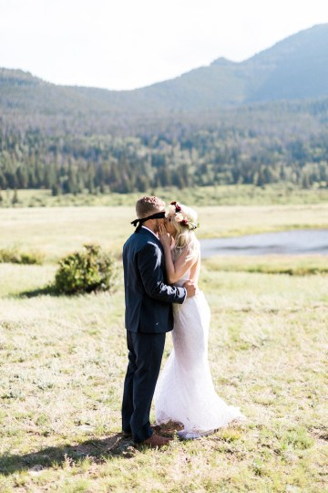 A Scenic Rocky Mountain Elopement | Sarah Porter Photography 31