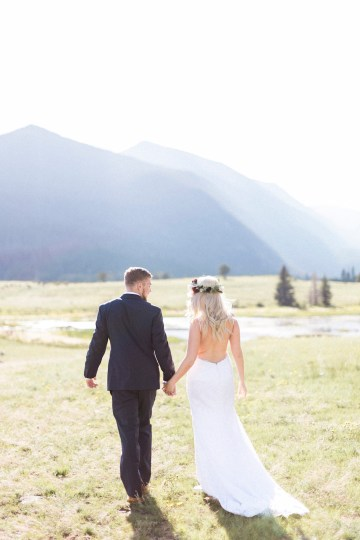 A Scenic Rocky Mountain Elopement | Sarah Porter Photography 34