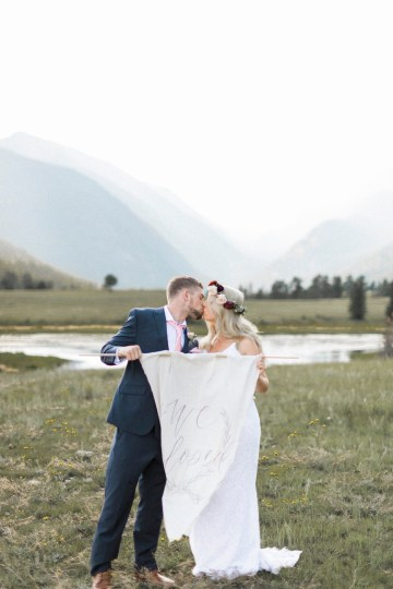 A Scenic Rocky Mountain Elopement | Sarah Porter Photography 36