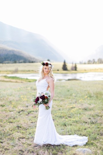 A Scenic Rocky Mountain Elopement | Sarah Porter Photography 39