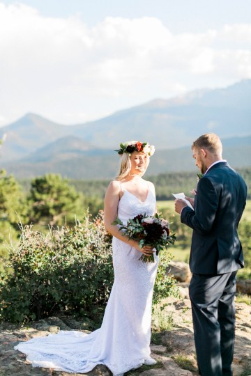 A Scenic Rocky Mountain Elopement | Sarah Porter Photography 45
