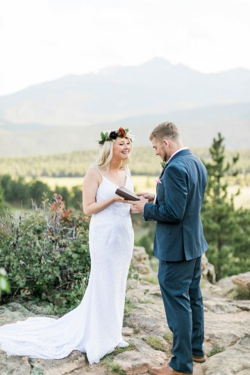 A Scenic Rocky Mountain Elopement | Sarah Porter Photography 46